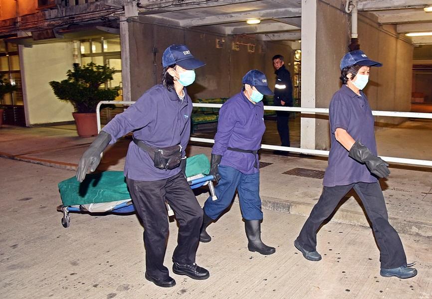 華富邨倫常血案,疑因公屋分戶問題引起。