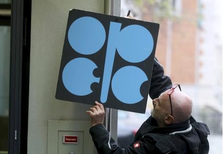 石油輸出國組織由昨天開始,一連兩日在維也納召開會議。AP