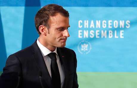 法国总统府消息人士表示,总统马克龙将会见工会代表、僱主组织代表和地方民选官员代表。