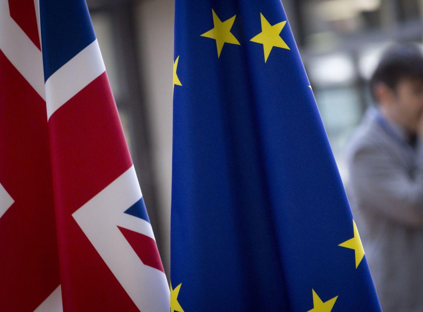歐洲法院今日裁定英方可單方面取消脫歐程序。AP