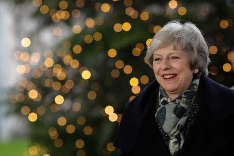 英国首相文翠珊将面对保守党内发动的不信任投票。