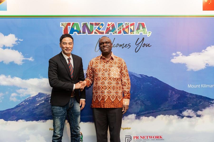 任達華擔任香港坦桑尼亞友誼大使。