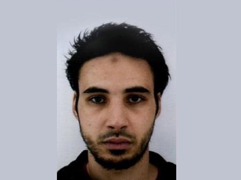 警方早前锁定29岁的切卡特为圣诞市集枪击案疑犯,已被警方击毙。(网图)