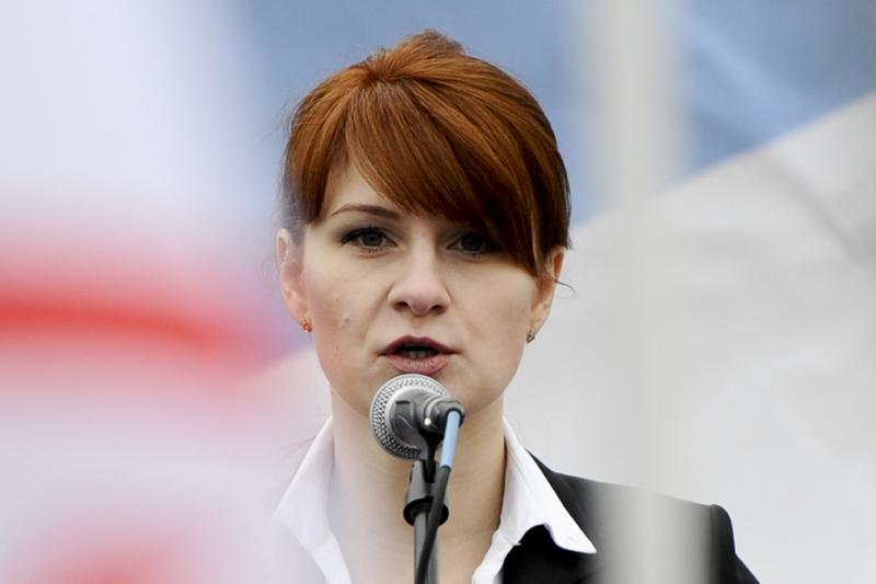 布京娜认替俄罗斯进行间谍活动。
