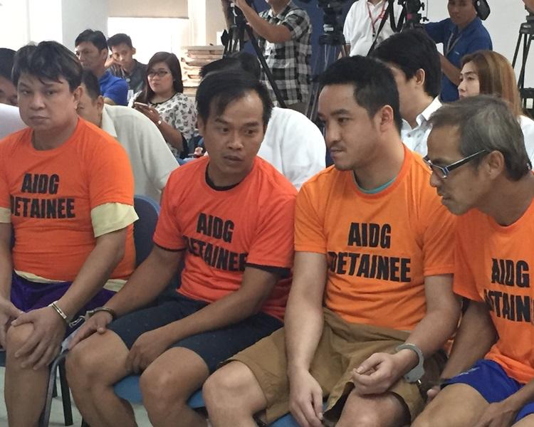 4名港人被控2016年藏毒罪成,今判處終身監禁。資料圖片