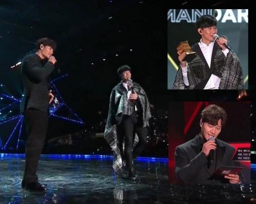 【MAMA香港站】與金鐘國合唱 林俊傑獲最佳華語歌手