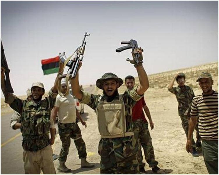 卡达菲政权被推翻后利比亚局势陷入动蕩。