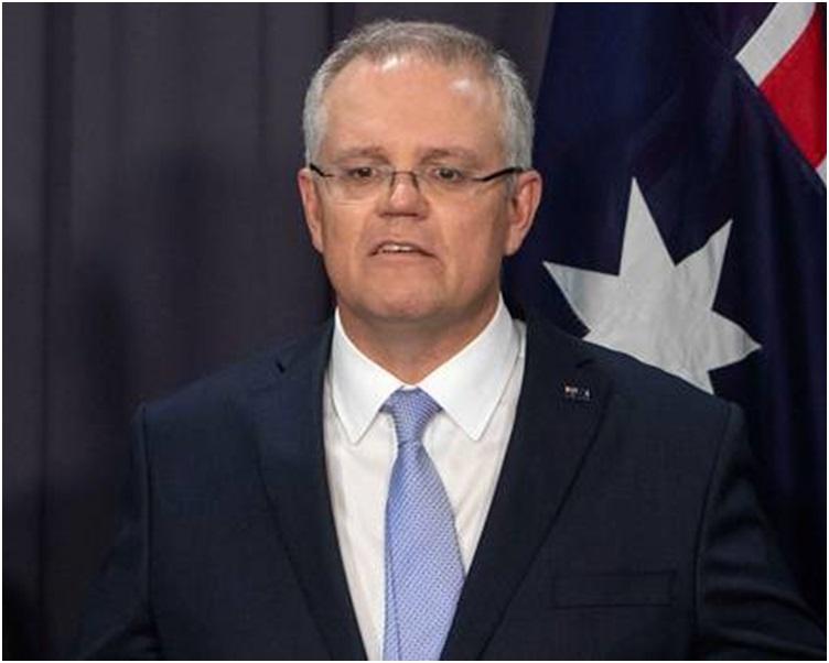 莫里森宣布澳洲正式承认西耶路撒冷为以色列首都。