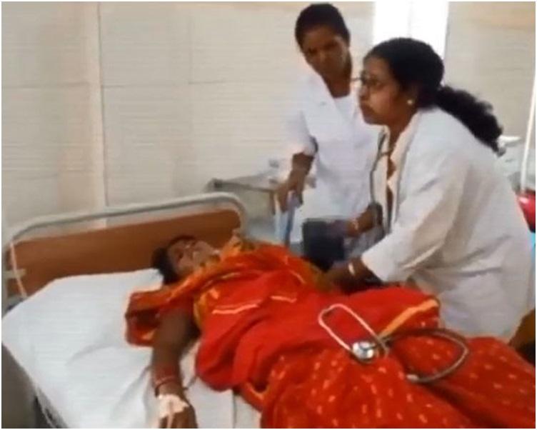 大约70人被送往医院急救。网图
