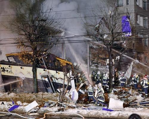 北海道居酒屋爆炸 最少41傷
