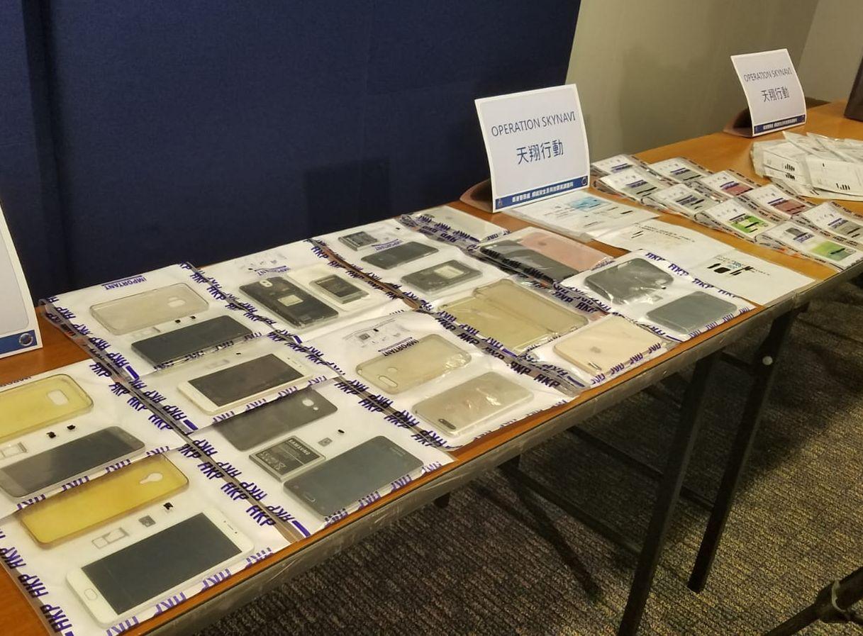 警方於本月3日至14日,展開「天翔行動」的聯合行動,打擊網上購物騙案。