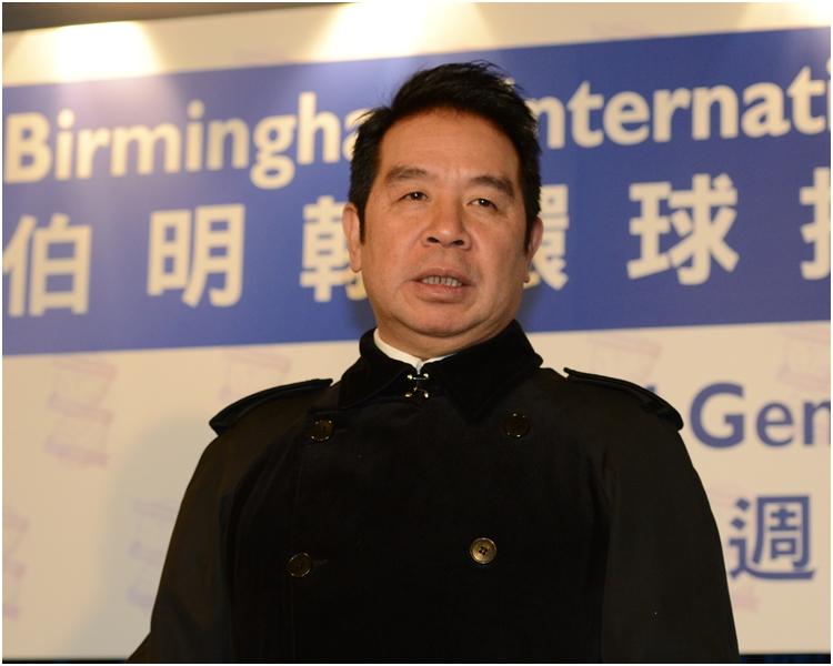 時任董事會主席楊家誠否認自己控制伯明翰公司任何員工。 資料圖片