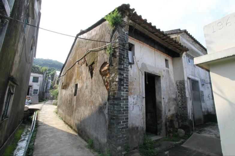 村屋現狀。文件圖片