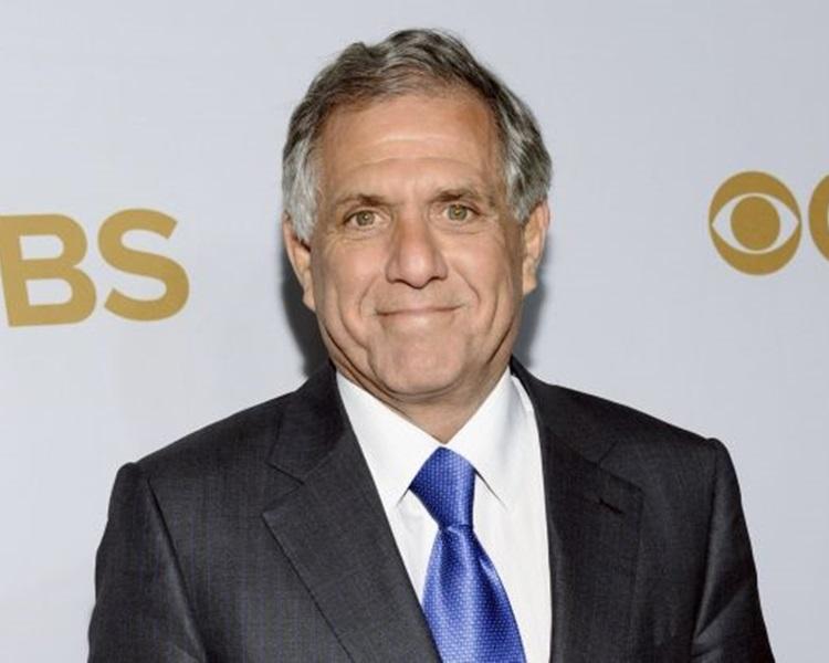 美国哥伦比亚广播公司(CBS)前主席兼行政总裁穆恩维斯(Leslie Moonves)。网图