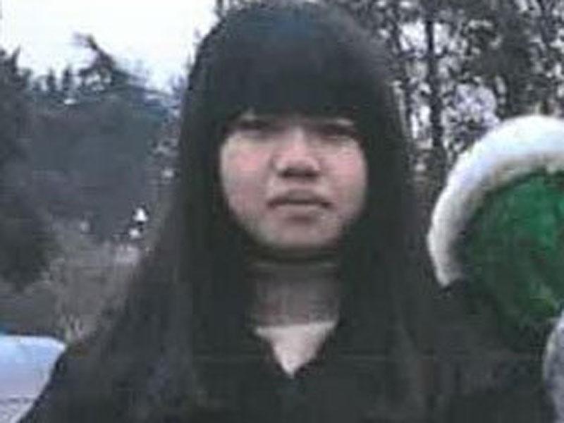 北約克郡警方在其網站,以及Twitter上發佈消息,稱失蹤女孩名叫Mei Chen。(網圖)