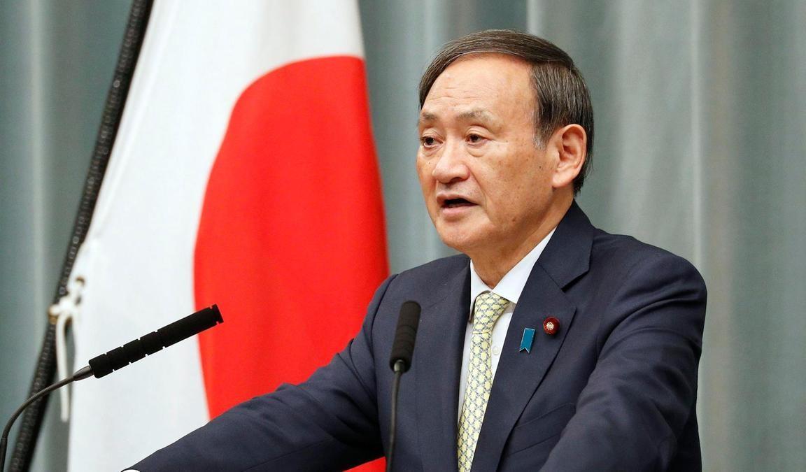 日本內閣官房長官菅義偉表示,日本受到中國黑客長期及大範圍攻擊。AP