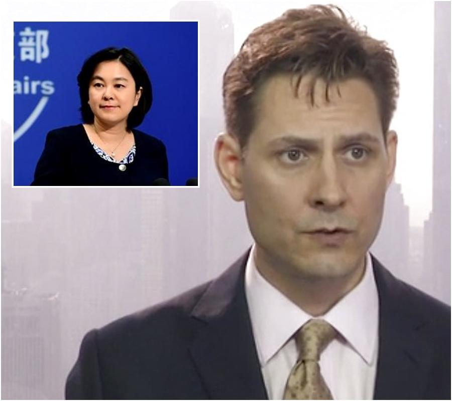 中方強調依法保障康明凱的各項合法權益和人道主義待遇。網上圖片/AP