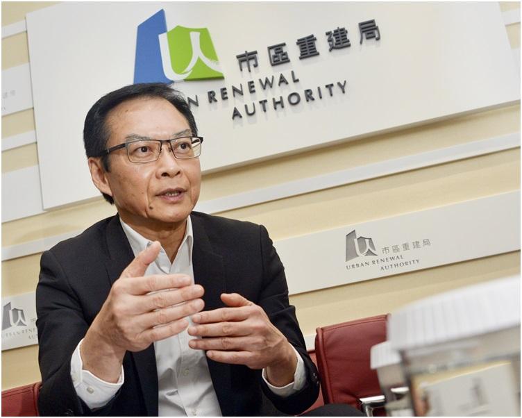 韋志成指未來會推動預防性維修保養。