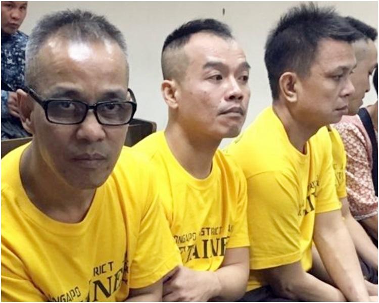 4名判監港人的家屬計劃上訴。資料圖片