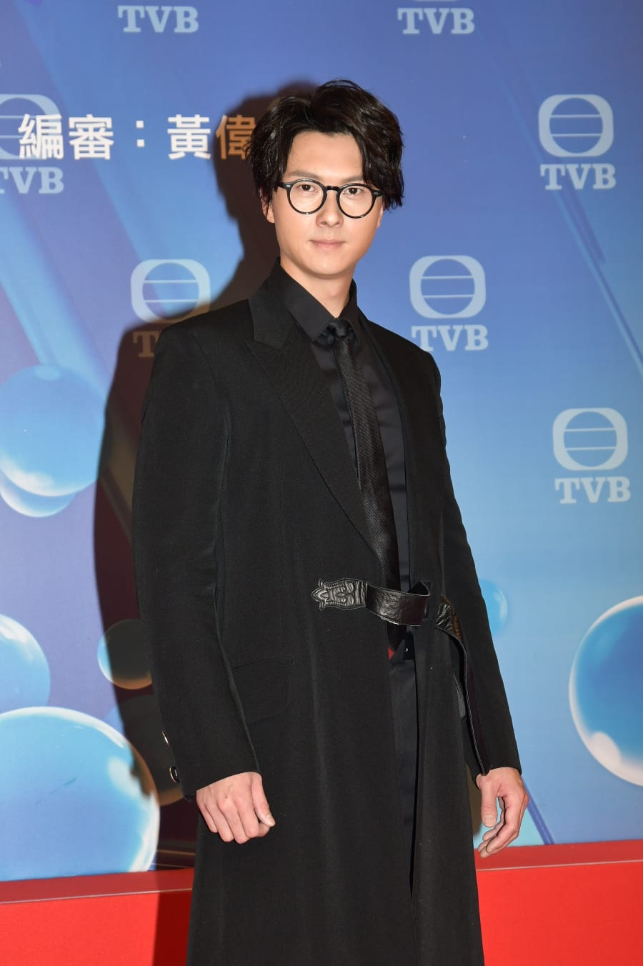 王浩信為新劇《極度怪咖》試造型。