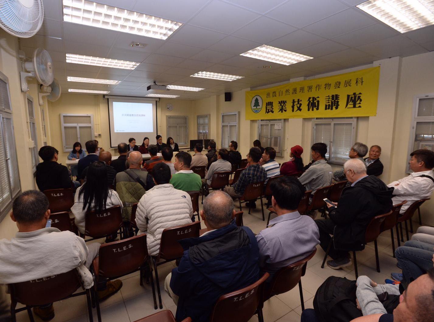 本地豬農業界今日與漁農自然護理署會面,商討非洲豬瘟應急措施。