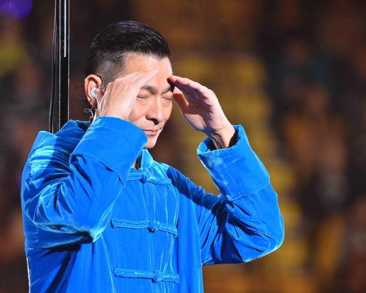 主辦機構宣佈取消劉德華12月28至30日的演唱會。