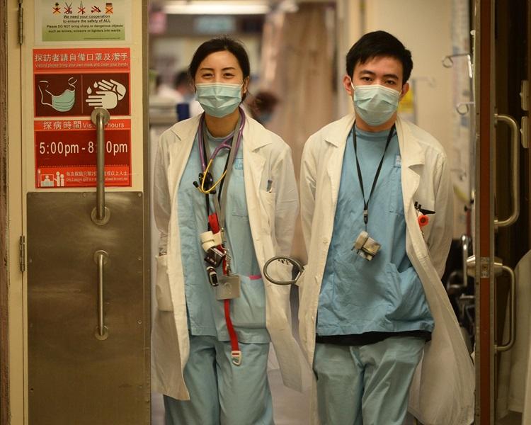公立醫院醫生離職情況愈演愈烈。資料圖片