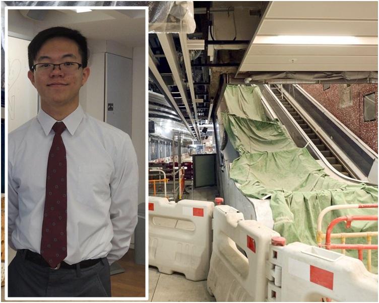 申請人 胡志鴻(左小圖)。Facebook圖片