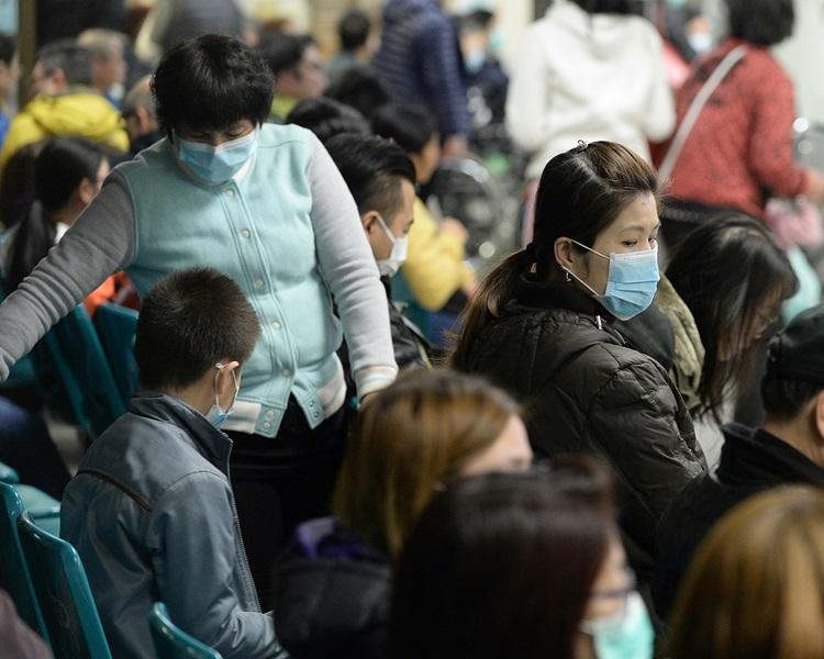 步入流感高峰期,4日內已有6人死亡。資料圖片