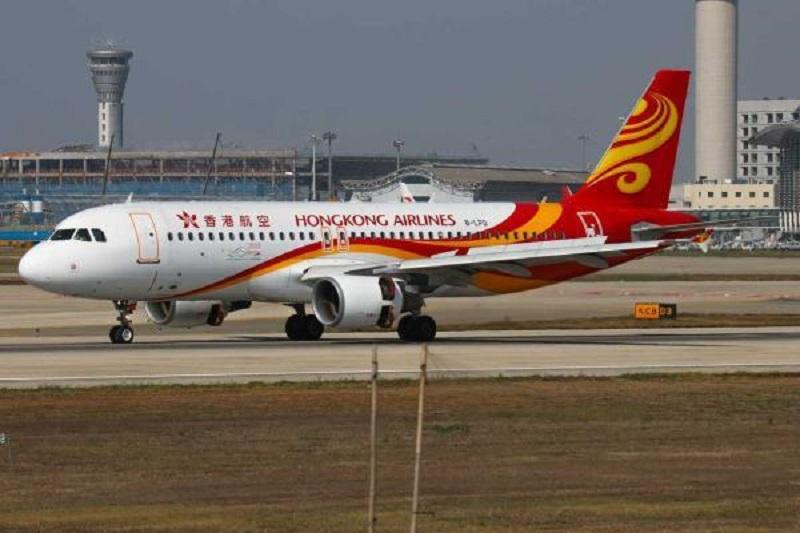 香港航空強調公司如常營運。香港航空圖片