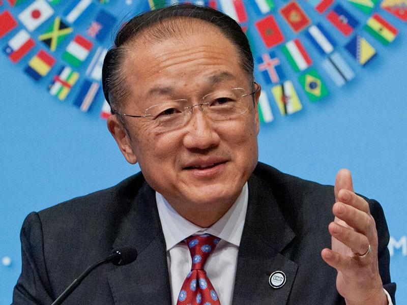 韓裔美國人、醫學博士金墉,1959年生於韓國首爾。自2012年7月1日起擔任世行第12任行長,是首位亞裔世界銀行行長。他的第二個任期從2017年7月1日開始,為期5年。(網圖)