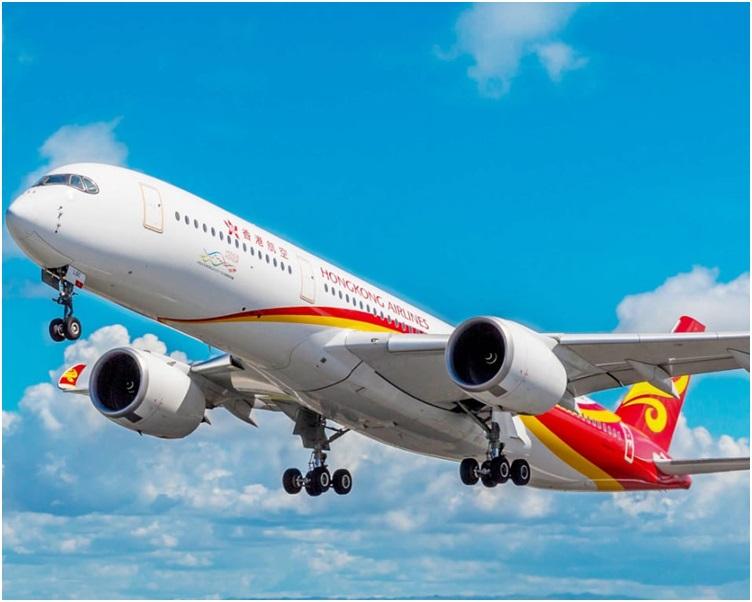 香港航空表示會繼續致力長期可持續的發展。