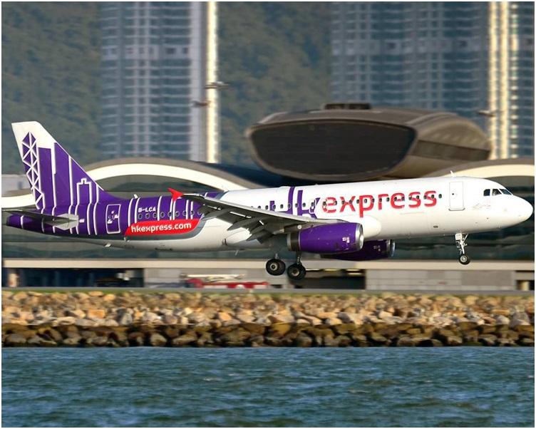 HKExpress將開通曼谷線,特別推出限定優惠。