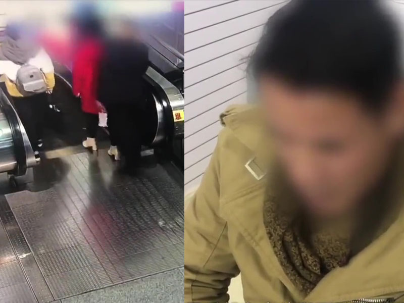 男子表示偷走女子手機後,發現是iPhone怕被定位,不敢要於是丟河裏去。(網圖)