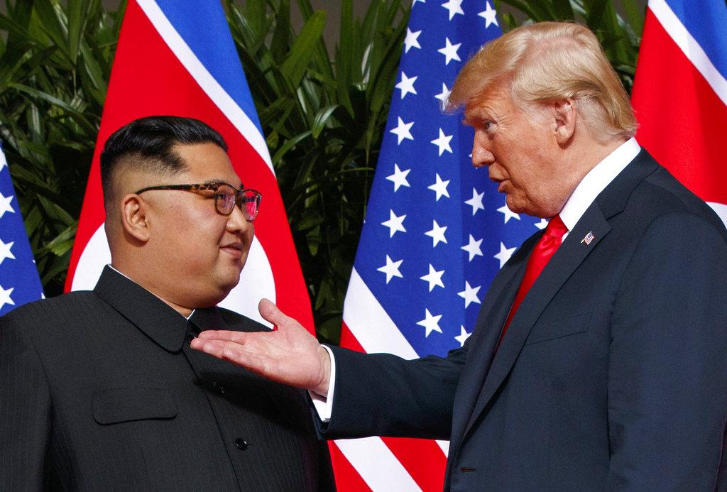 韩媒称第二次「特金会」选址越南可能性最大。图片