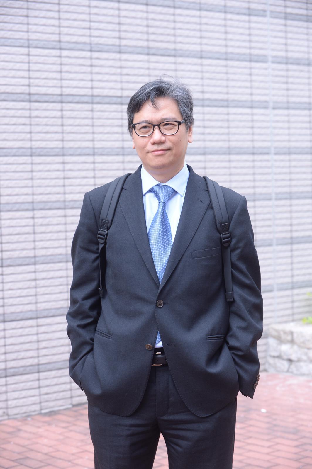 法醫病理學專家賴世澤醫生。