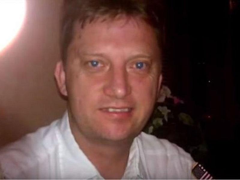 46岁、来自加州的退役海军怀特,目前正被扣留在东部城市马什哈德。(网图)