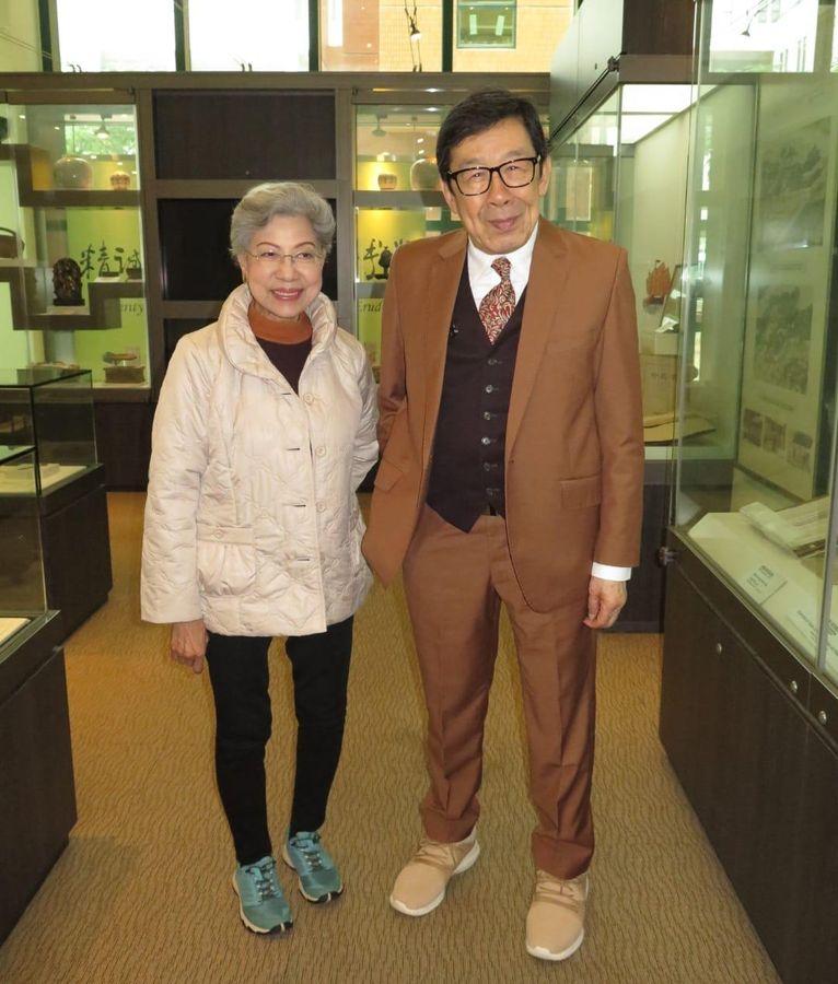 羅蘭和胡楓齊表示常常行路作保健。