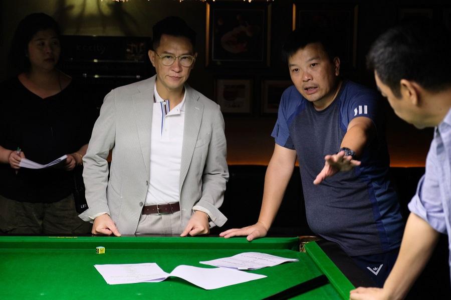 賀歲片《廉政風雲 煙幕》定於大年初一在中港台三地同步開畫。