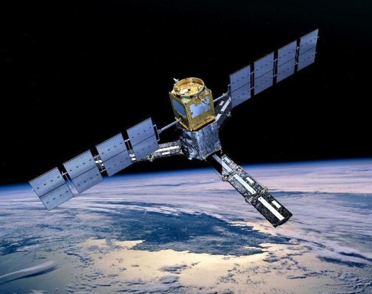 俄羅斯軍方周四證實一枚已老化的人造衛星停止運作,按既定計畫回地球大氣層。網絡圖片