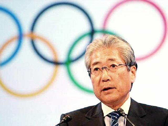 日本奧委會主席竹田恆和否認指控。