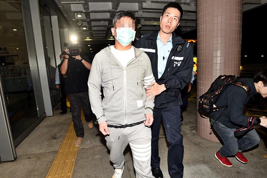 警方拘捕牽涉連串暴力血案的疑犯。
