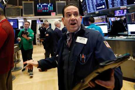 美股周五微跌。AP