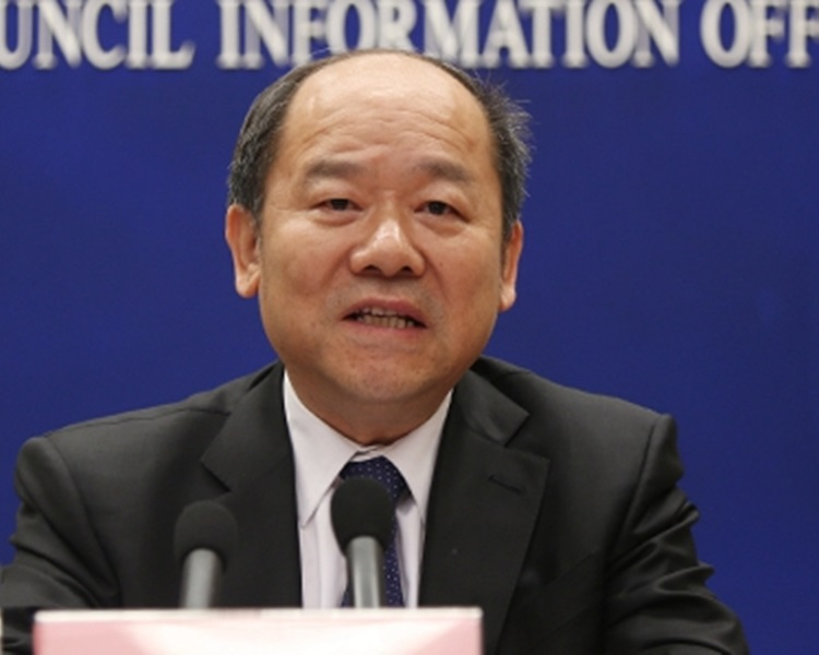 國家統計局局長寧吉喆。網圖