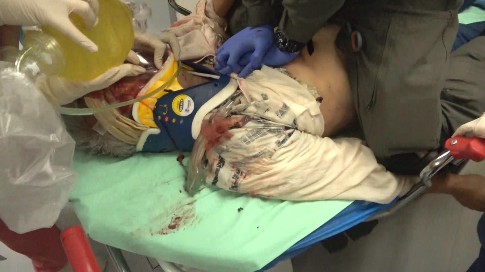 男子遇溺昏迷送院搶救