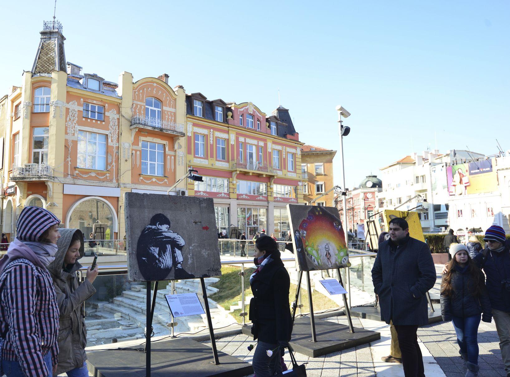 普罗夫迪夫市成为欧洲文化之都。