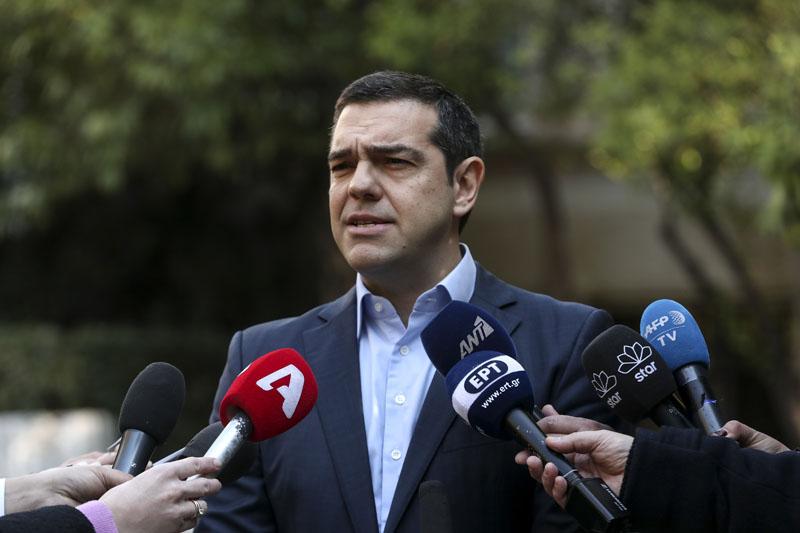 总理齐普拉斯要求国会对政府进行信任投票。