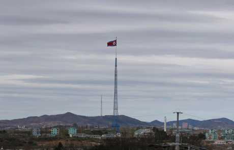 卫星影像分析显示,过去一年北韩不但持续製造核武,还可能扩大规模。