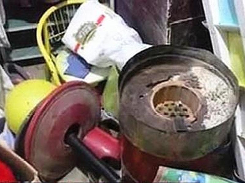 安徽阜陽爺孫五人關門窗燒煤球爐,一家五口3死2傷。(網圖)