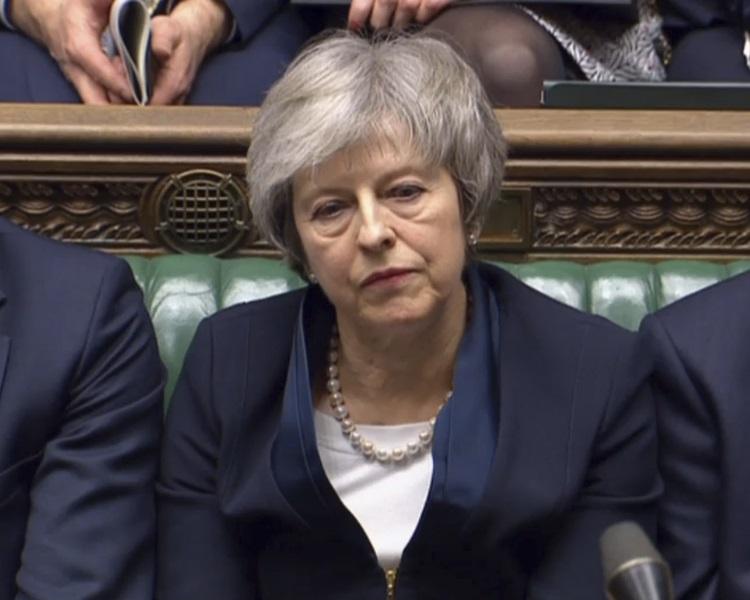 传英国国会议员倒戈,拟夺走文翠珊「脱欧」谈判权。